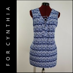 For Cynthia woman Sleeveless Career Formal Blouse